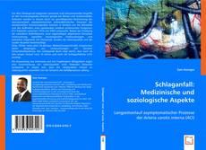 Buchcover von Schlaganfall: Medizinische und soziologische Aspekte