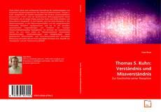 Capa do livro de Thomas S. Kuhn: Verständnis und Missverständnis
