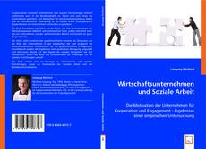 Bookcover of Wirtschaftsunternehmen und Soziale Arbeit
