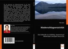 Borítókép a  Niederschlagserosivität - hoz
