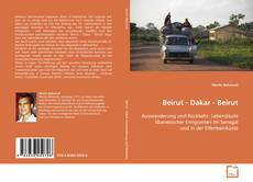 Beirut - Dakar - Beirut kitap kapağı