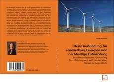 Berufsausbildung für erneuerbare Energien und nachhaltige Entwicklung kitap kapağı