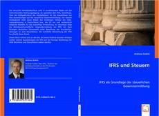 Portada del libro de IFRS und Steuern