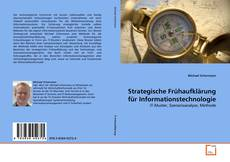 Обложка Strategische Frühaufklärung für Informationstechnologie