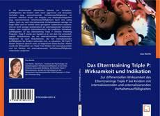 Borítókép a  Das Elterntraining Triple P: Wirksamkeit und Indikation - hoz