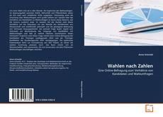 Buchcover von Wahlen nach Zahlen