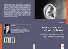 Qualitätsaudits durch die Interne Revision的封面