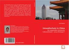 Umweltschutz in China kitap kapağı