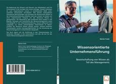 Copertina di Wissensorientierte Unternehmensführung