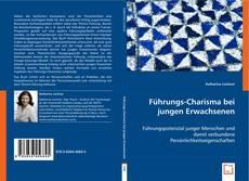 Capa do livro de Führungs-Charisma bei jungen Erwachsenen