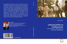 Bookcover of Lebensqualität im Stadtquartier