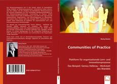Portada del libro de Communities of Practice