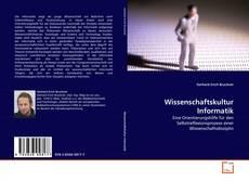 Capa do livro de Wissenschaftskultur Informatik
