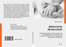 Обложка Adoleszente Mutterschaft
