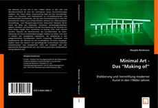 "Couverture de Minimal Art - Das ""Making of"""