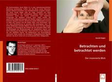 Bookcover of Betrachten und betrachtet werden