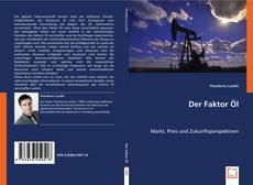 Couverture de Der Faktor Öl