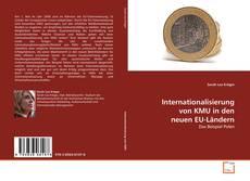 Buchcover von Internationalisierung von KMU in den neuen EU-Ländern