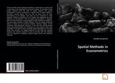 Bookcover of Spatial Methods in Econometrics