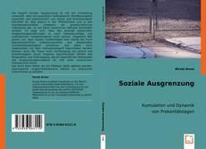 Buchcover von Soziale Ausgrenzung