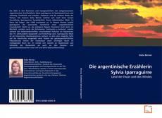 Portada del libro de Die argentinische Erzählerin Sylvia Iparraguirre