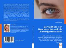 Borítókép a  Der Einfluss von Depressivität auf die Leistungsmotivation - hoz