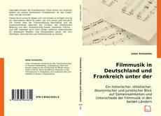 Bookcover of Filmmusik in Deutschland und Frankreich unter der Lupe
