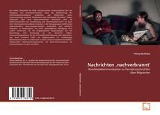Bookcover of Nachrichten ,nachverbrannt'