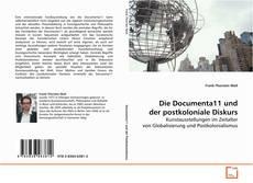 Buchcover von Die Documenta11 und der postkoloniale Diskurs