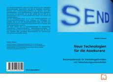 Bookcover of Neue Technologien für die Assekuranz -