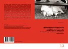 Homosexuelle Frauen mit Kinderwunsch的封面