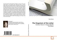 Buchcover von The Organism of the Letter