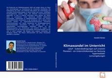 Buchcover von Klimawandel im Unterricht