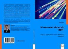 Copertina di H²-wavelet Galerkin BEM