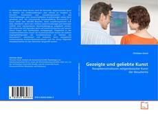 Gezeigte und geliebte Kunst kitap kapağı