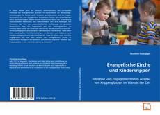 Buchcover von Evangelische Kirche und Kinderkrippen