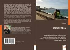 Bookcover of SPIELREGELN