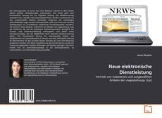 Buchcover von Neue elektronische Dienstleistung