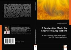 Copertina di A Combustion Model for Engineering Applications