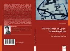 Обложка Testverfahren in Open-Source-Projekten