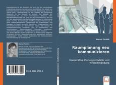 Borítókép a  Raumplanung neu kommunizieren - hoz