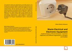 Waste Electrical and Electronic Equipment kitap kapağı