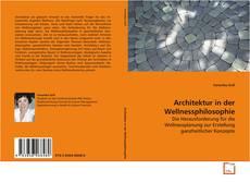 Copertina di Architektur in der Wellnessphilosophie