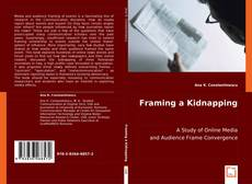 Capa do livro de Framing a Kidnapping