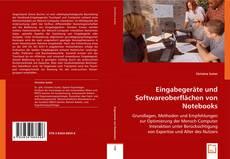 Couverture de Eingabegeräte und Softwareoberflächen von Notebooks