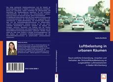 Couverture de Luftbelastung in urbanen Räumen