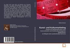 Capa do livro de Kunst- und Kulturmarketing
