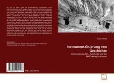 Buchcover von Instrumentalisierung von Geschichte