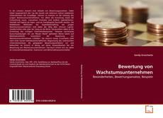 Bewertung von Wachstumsunternehmen kitap kapağı