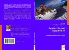 Capa do livro de Lebensstile von Jugendlichen
